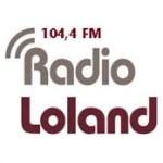 Logo da emissora Loland 104.4 FM