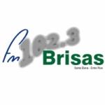 Logo da emissora Radio Brisas 102.3 FM