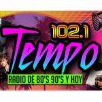 Logo da emissora Radio Tempo 102.1 FM