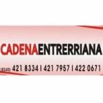 Logo da emissora Radio Cadena Entrerriana 96.5 FM