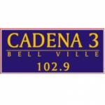 Logo da emissora Radio Cadena 3 102.9 FM