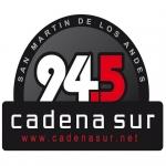 Logo da emissora Radio Cadena Sur 94.3 FM
