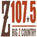 Logo da emissora Radio KXKZ Z 107.5 FM