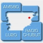 Logo da emissora Radio Chubut 580 AM