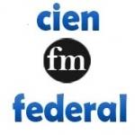 Logo da emissora Radio Cien Federal 99.9 FM