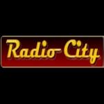 Logo da emissora Radio City 91.7 FM
