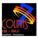 Logo da emissora R�dio 7 Colinas 100.5 FM
