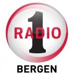 Logo da emissora Radio 1 Bergen 88.6 FM
