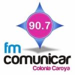Logo da emissora Radio Comunicar 90.7 FM
