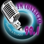 Logo da emissora Radio Contacto 99.1 FM