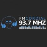 Logo da emissora Radio Cordial 93.7 FM
