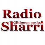 Logo da emissora Sharri 100.5 FM