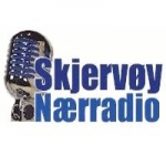 Logo da emissora Skjervoy Naerradio 105.4 FM