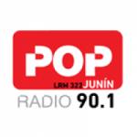 Logo da emissora Radio Pop 90.1 FM