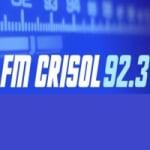 Logo da emissora Radio Crisol 92.3 FM