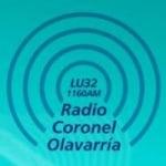 Logo da emissora Radio Olavarr�a 98.7 FM