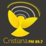 Logo da emissora Radio Cristiana 89.7 FM