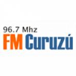 Logo da emissora Radio Curuz� 96.7 FM