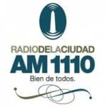Logo da emissora Radio Ciudad 1110 AM