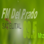 Logo da emissora Radio Del Prado 89.5 FM Sat