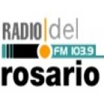 Logo da emissora Radio Del Rosario 103.9 FM