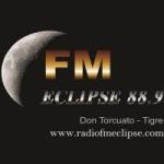 Logo da emissora Radio Eclipse 88.9 FM
