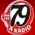 Logo da emissora Rádio 79 590 AM