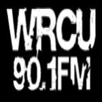 Logo da emissora WRCU 90.1 FM