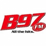 Logo da emissora Radio WEZB B-97 97.1 FM