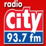 Logo da emissora City 93.7 FM