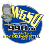 Logo da emissora Radio WGSO 990 AM