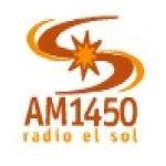 Logo da emissora Radio El Sol 1450 AM