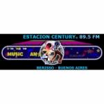 Logo da emissora Radio Estación Century 89.5 FM