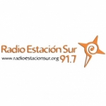 Logo da emissora Radio Estación Sur 91.7 FM