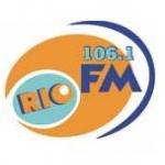 Logo da emissora Radio Estudiantil 102.7 FM
