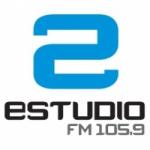 Logo da emissora Radio Estudio 2 105.9 FM