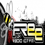 Logo da emissora Free Radio 107 FM