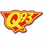 Logo da emissora Radio KQID Q 93.1 FM