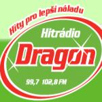 Logo da emissora Hitradio Dragon 102.8 FM