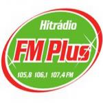 Logo da emissora Hitradio FM Plus 105.8 FM