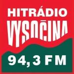 Logo da emissora Hitradio Vysocina 94.3 FM