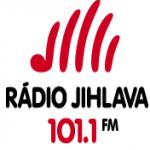 Logo da emissora Jihlava 101.1 FM