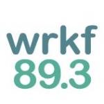 Logo da emissora Radio WRKF 89.3 FM