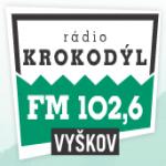 Logo da emissora Krokodýl 103 FM