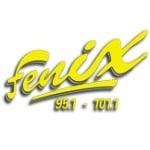 Logo da emissora Radio Fenix 95.1 FM
