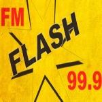 Logo da emissora Radio Flash 99.9 FM