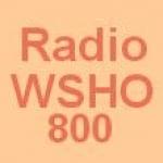 Logo da emissora Radio WSHO Sonshine 800 AM