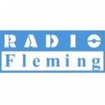 Logo da emissora Radio Fleming 88.7 FM