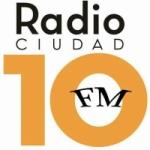 Logo da emissora Radio Ciudad 10 106.1 FM