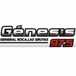 Logo da emissora Radio Génesis 97.5 FM